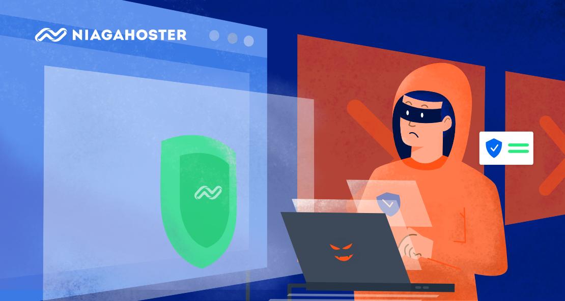 cara melindungi website dari serangan hacker