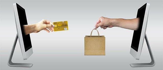 transaksi bisnis online
